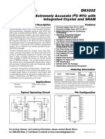 DS3232 Extremely Accurate I2C RTC.pdf
