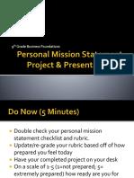 pms project presentation
