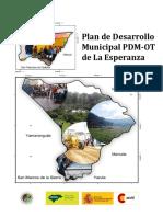 Plan de Desarrollo de La Esperanza Verfinal