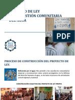 PRESENTACIÓN | Presentación de Red Acueductos Comunitarios sobre Reforma Rural Integral