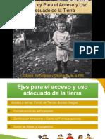 PRESENTACIÓN | Presentación de Darío Fajardo sobre Reforma Rural Integral