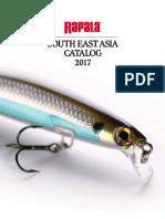 2017 Rapala SEA Catalog(1)