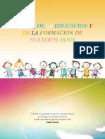 El Reto de La Educacion y de La Formacion de Nuestros Hijos Con Imagenes