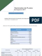Resultados Planea 2017 Complemento