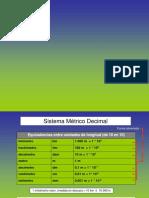 sistemametrico-110407165305-phpapp02