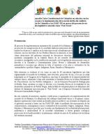 INTERVENCIÓN | Intervencion CENPAZ Decreto 902 de 2017