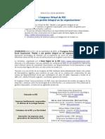ICongresoVirtualdeRSE-Rumboaunagestiónintegralenlasorganizaciones-23y24deseptiembrede2010
