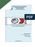 Manual de Procedimientos (Taller Automotriz-unellez)