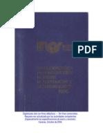Especificaciones Acueductos INOS 1976