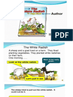 The White Radish