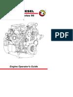 Engine detroit diesel