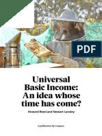 Universal Basic Income Finland