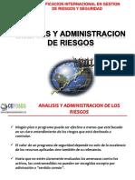 Analisis y Administracion de Riesgos - Completo