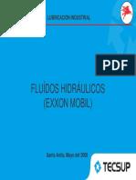 Fluidos Hidráulicos EXXON MOBIL)