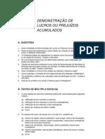 Exercicios Contabilidade exercicioscap-6