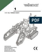 Ksr11 Manual Robot