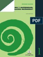 Feminismo y Maternidad, Relación Incómoda - Irati Fernández Pujana.pdf