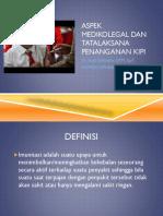 Aspek Medikolegal KIPI