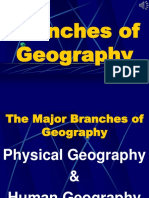 5 themes - branches of geography- college prep