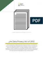 Data Privacy Act Primer