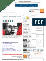 Gramsci Vivo, 80 Anos Depois de Sua Morte