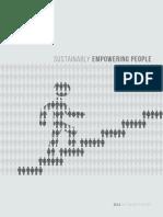 Sustainability Report 2014 English