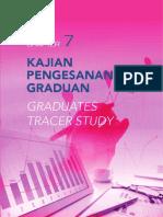 2015 - Bab 7 - Kajian Pengesanan Graduan 2015