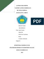 LAPORAN KELOMPOK NIFAS.docx