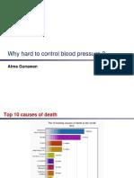 1. Dr. Atma - Why Hard to Control Hypertension (PERNEFRI PALEMBANG. Okt 2014)(Edited)