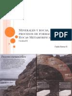Minerales y Rocas, Rxs. Metamorficas