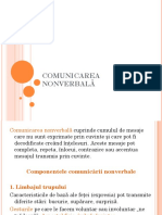 9. Comunicarea nonverbala.ppt