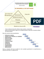 Ciclo de Desarrollo de Software