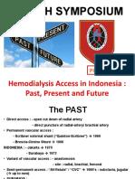 Hemodyalisis Access