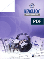 Catalogue Revolloy Welding Consumables