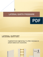 Topic 5 - Lateral Earth