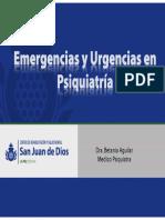 Emergencias y Urgencias