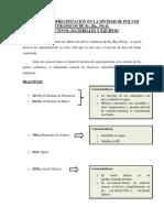 Proceso de Coprecipitación en La Síntesis de Polvos Cerámicos