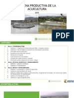 002 - Cifras Sectoriales - 2015 Acuicultura