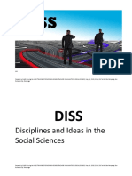 3. Disciplines and Ideas in the Social DLP