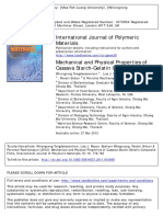 International Journal of Polymeric Materials 2012