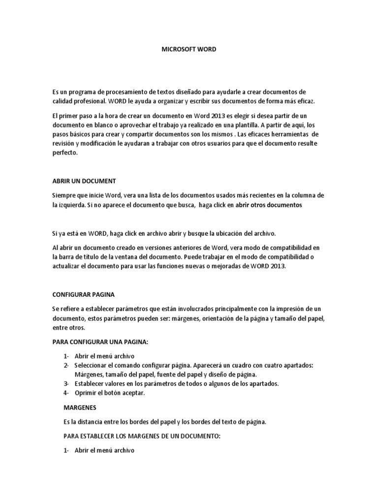 Atractivo Plantillas De Borde De Documento De Word Composición ...