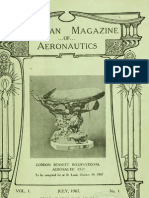 American Magazine of Aeronautics - July 1907