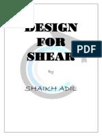 DESIGN FOR SHEAR.pdf