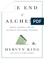 Mervyn King The End of Alchemy Money, Banking, and Future of the Global Economy.epub