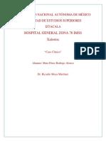 Historia Clinica Cirugia