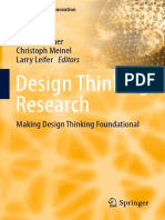 [Plattner 2016]_Design Thinking Research Making Design Thinking Foundational