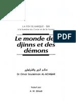 Le Monde Des Djinns Et Des Demons