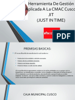 Herramienta de Gestión Aplicada a La CMAC Cusco