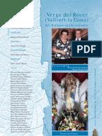 Fiestas Virgen del Rosario (Vallvert / La Coma)
