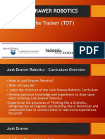 Junk Drawer Robotics Presentation